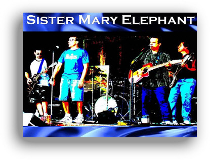 Sister Mary Elephant band