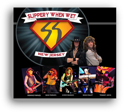 Slippery When Wet Bon Jovi Tribute Band from NJ