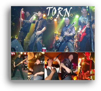 torn band group