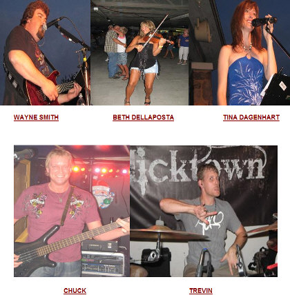 hicktown band members photo